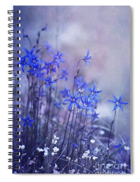 Bluebell Heaven Spiral Notebook