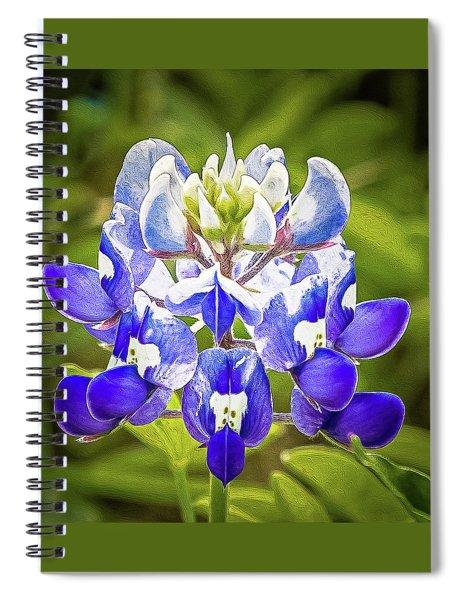 Bluebonnet Cfh1850124-2_hi_rez.jpg Spiral Notebook