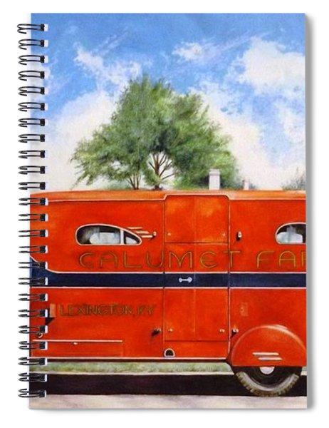 Bluegrass Memories Spiral Notebook