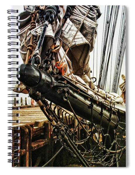 Bluenose Spiral Notebook