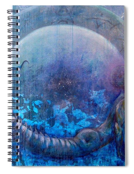 Bluestargate Spiral Notebook