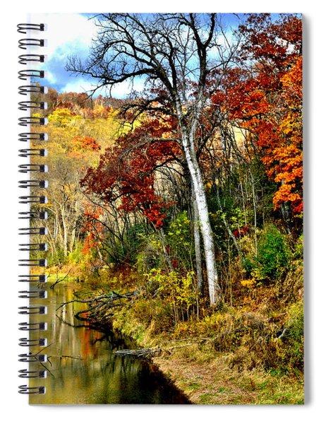 Bluff Country Spiral Notebook