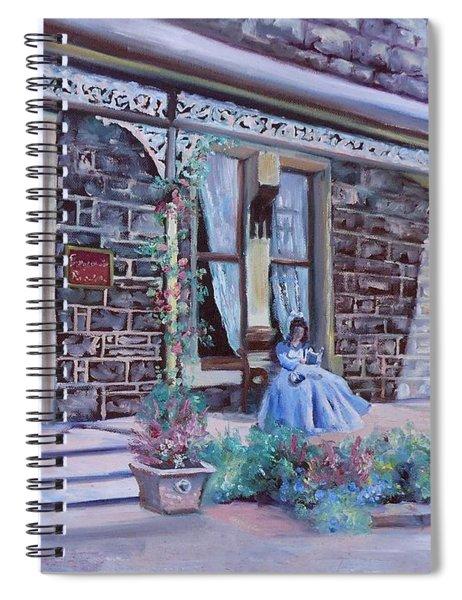 Blythewood Grange Ballarat Spiral Notebook