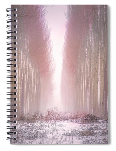 Boardman Tree Farm  Spiral Notebook