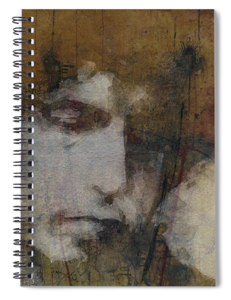 Bob Dylan - The Times They Are A Changin' Spiral Notebook