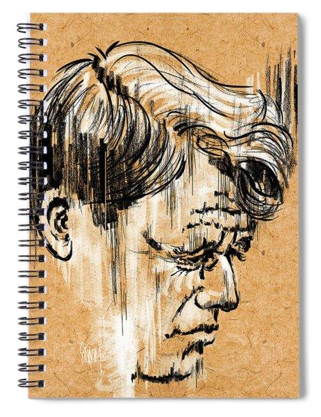 Bobby Spiral Notebook