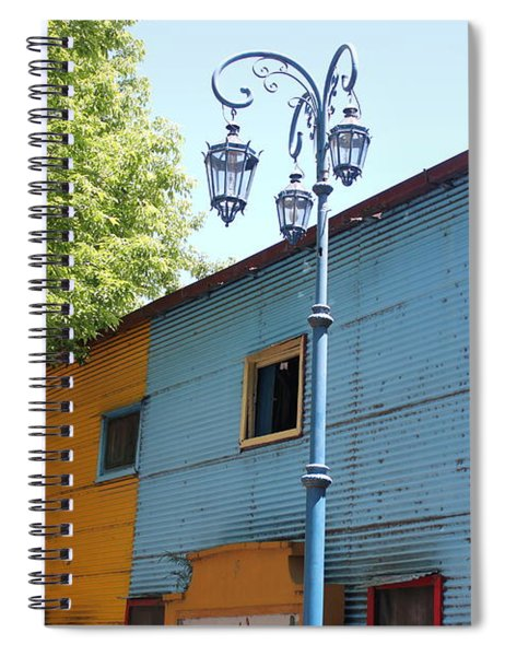 Bocanita Spiral Notebook