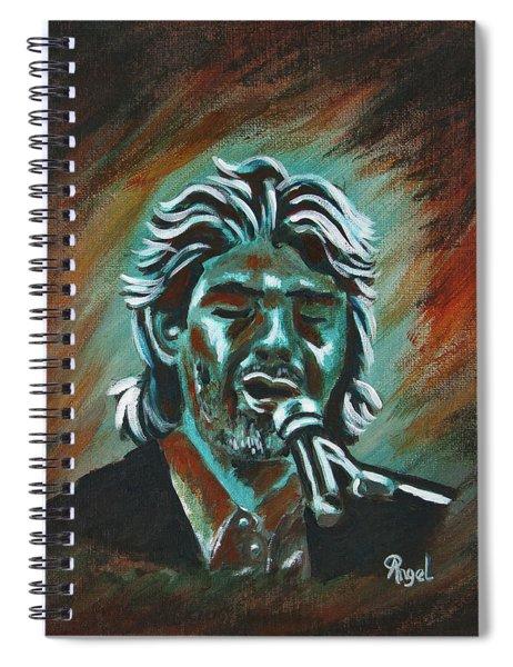 Bocelli Spiral Notebook