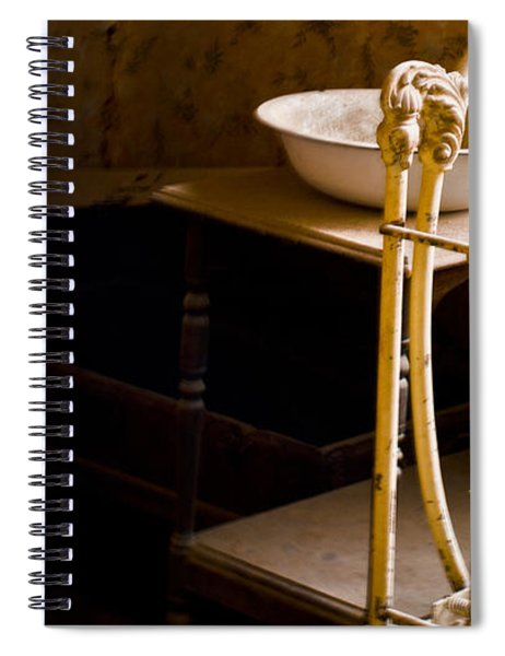 Bodie 10 Spiral Notebook