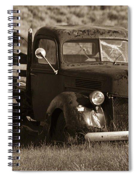 Bodie 11 Spiral Notebook