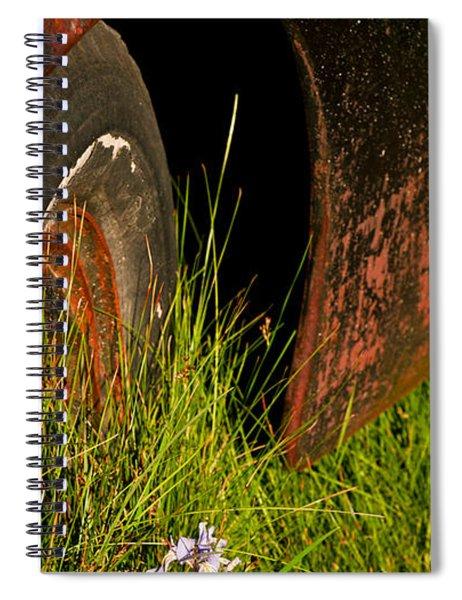 Bodie 13 Spiral Notebook