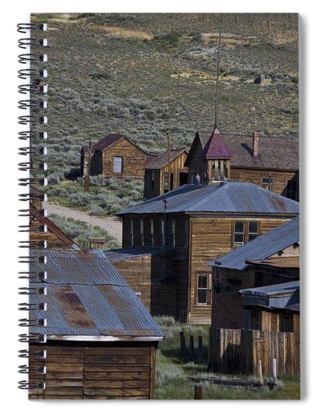 Bodie 31 Spiral Notebook