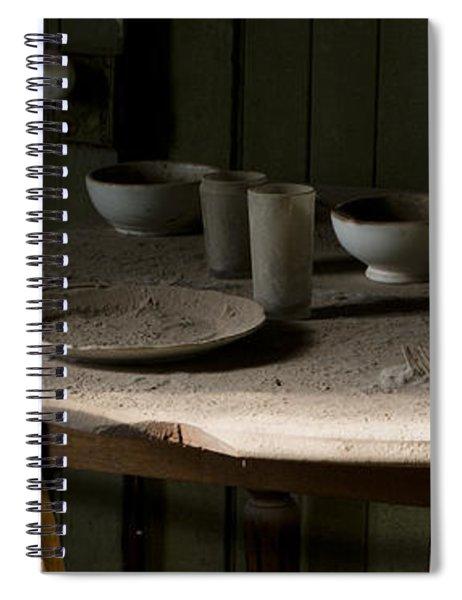 Bodie 5 Spiral Notebook