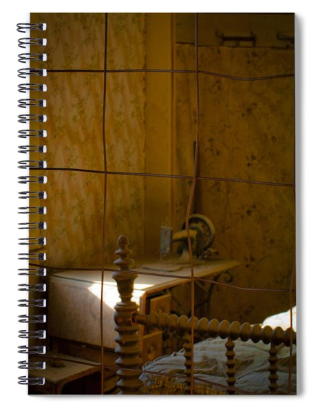 Bodie 7 Spiral Notebook