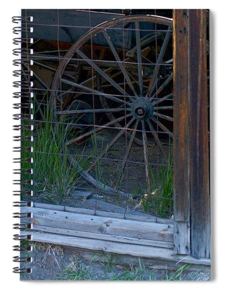 Bodie 8 Spiral Notebook
