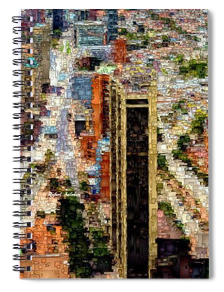 Bogota Colombia Spiral Notebook