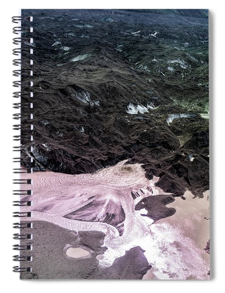 Boiling Water Spiral Notebook
