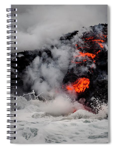 Boiling Waters Spiral Notebook