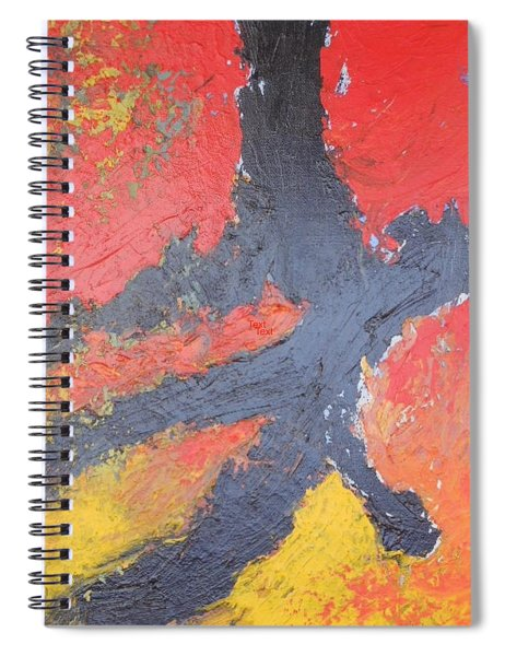 Bold Experiment Spiral Notebook