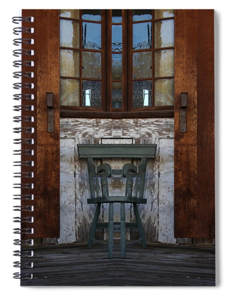 Bolduc House Spiral Notebook