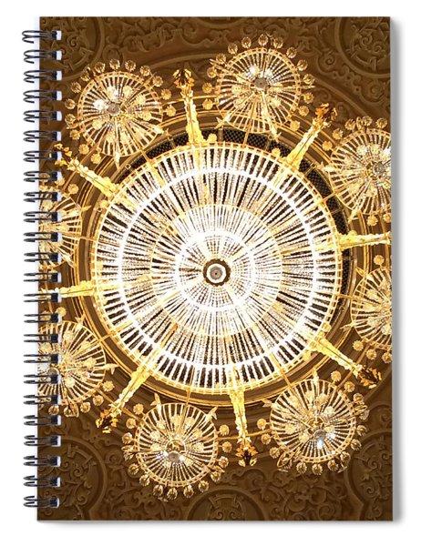 Bolshoi Theatre Spiral Notebook