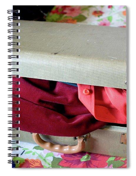 Bon Voyage Spiral Notebook