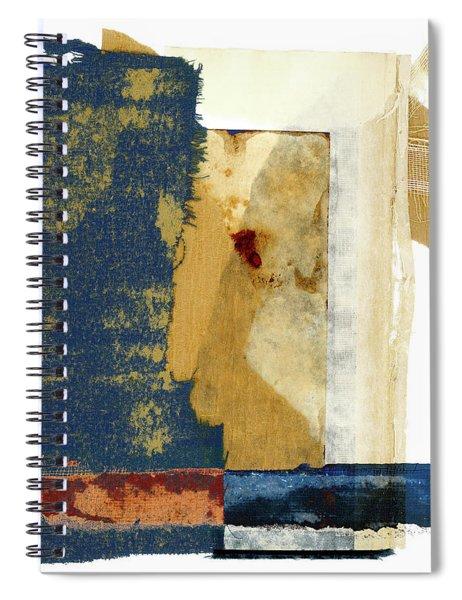 Books Deconstructed 425 Spiral Notebook