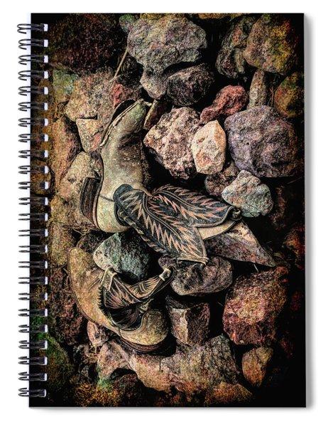 Boots Spiral Notebook