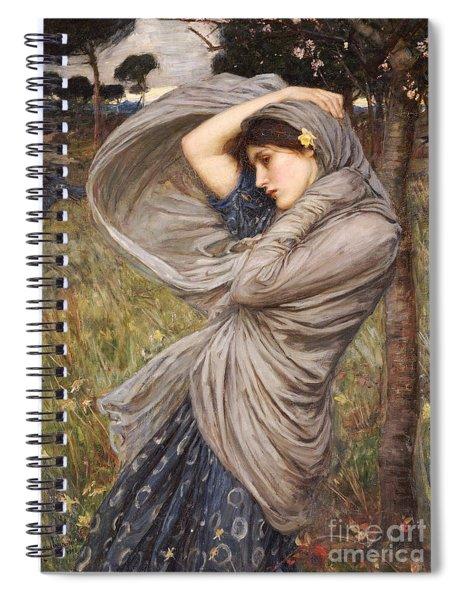 Boreas Spiral Notebook