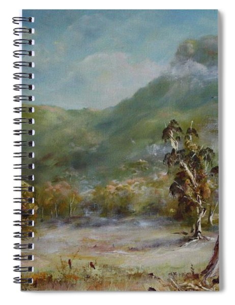 Boronia Peak Spiral Notebook