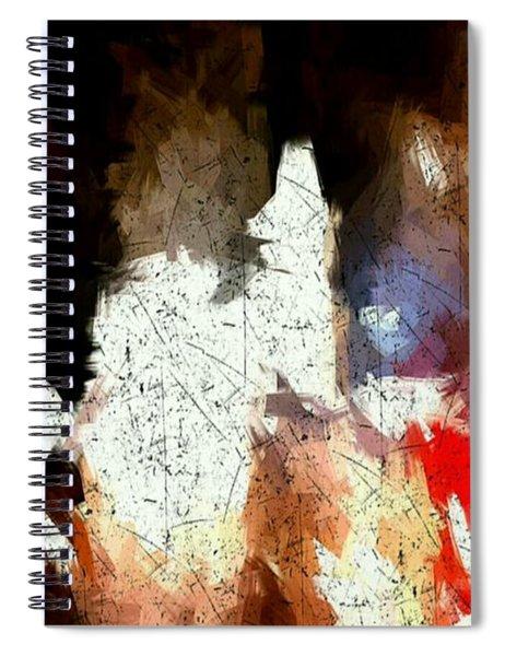 Boston Night Spiral Notebook