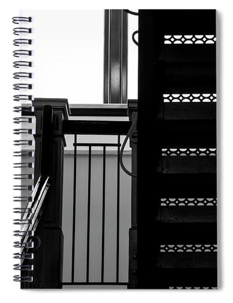 Both Directions Spiral Notebook