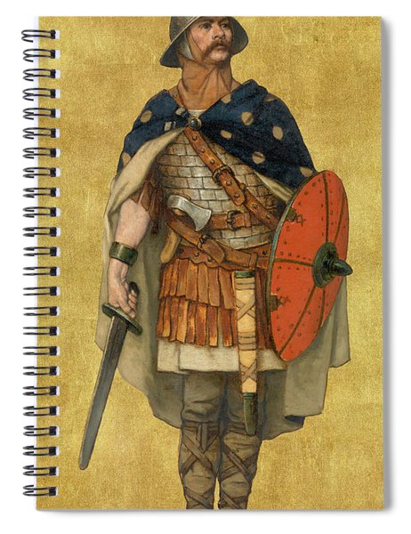 Baldwin Iron Arm Spiral Notebook