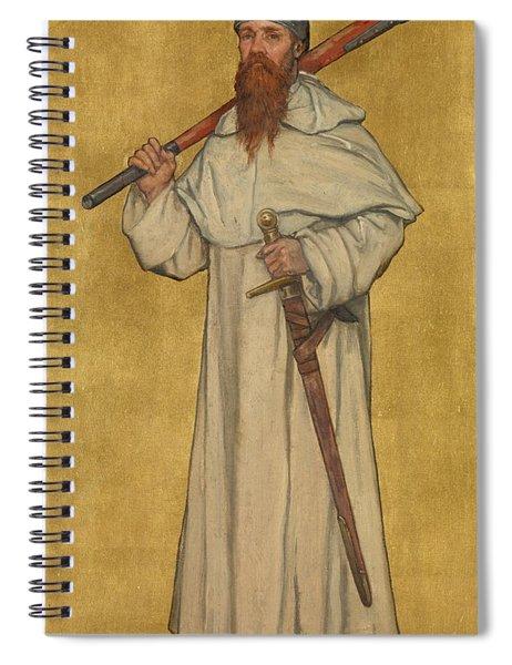 Baldwin II Spiral Notebook