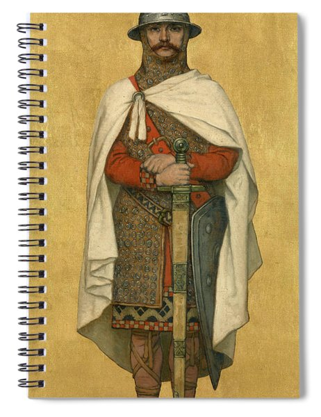 Baldwin Iv Spiral Notebook