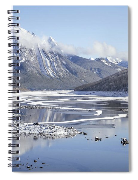 Boundless Peace Spiral Notebook