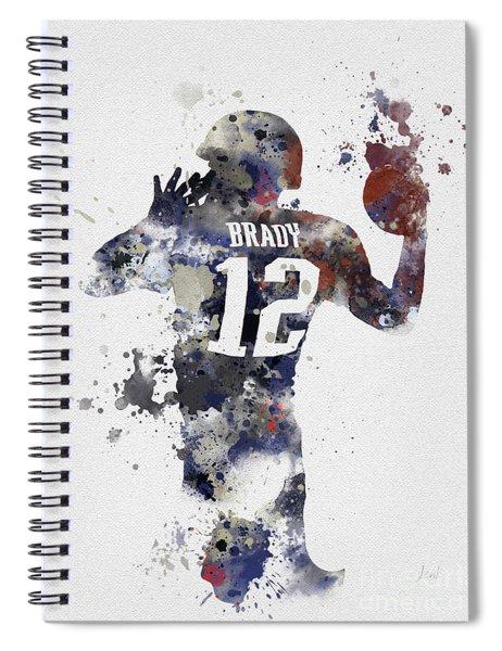 Brady Spiral Notebook