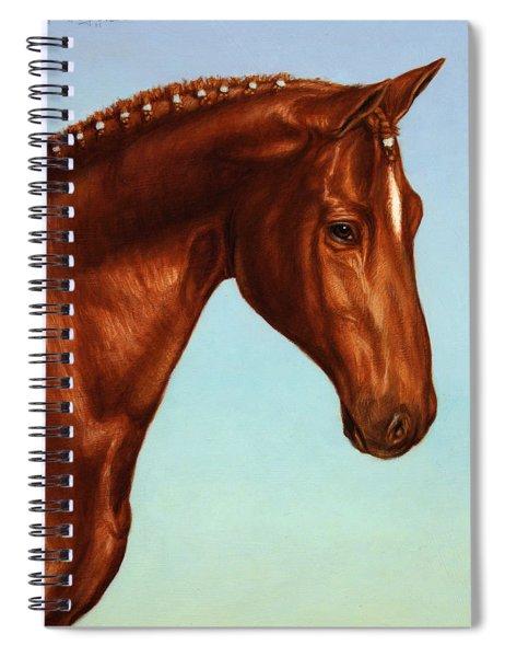 Braided Spiral Notebook