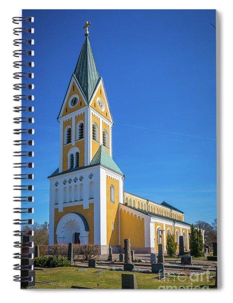 Brakne-hoby Church Spiral Notebook