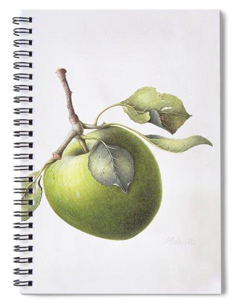 Bramley Apple Spiral Notebook