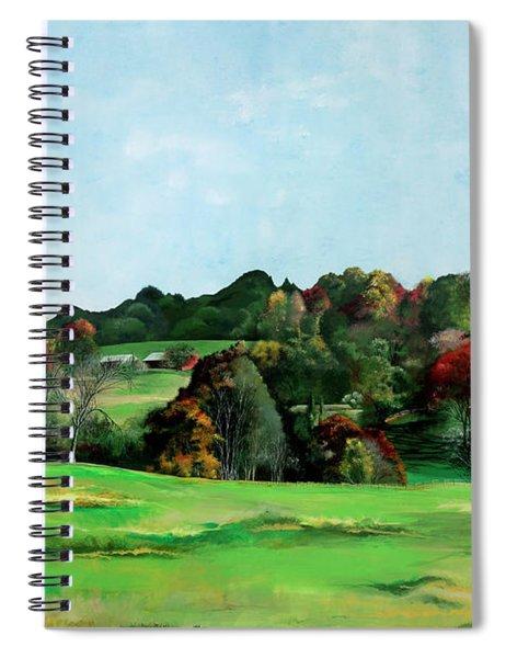 Beaver Valley Spiral Notebook
