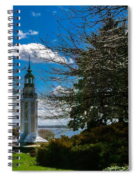 Bray's Point Lighthouse Spiral Notebook