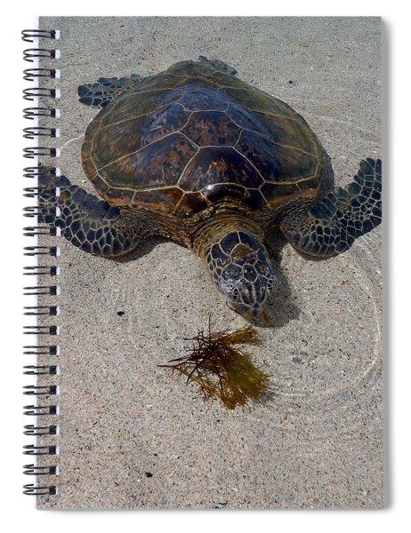Breakfast Time Spiral Notebook