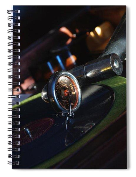 Breaking The Sound Barrier... Spiral Notebook