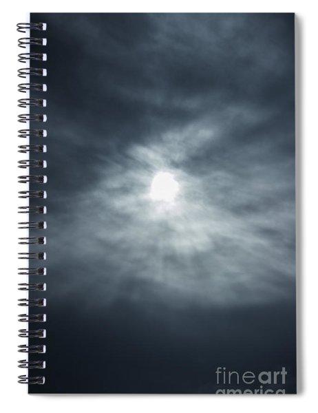 Breakthrough Sky Spiral Notebook