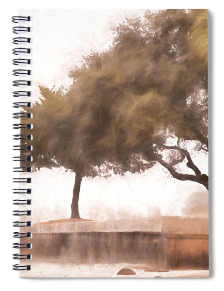 Breakwater Hilton Head Island Spiral Notebook