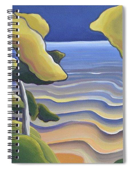 Breathe Spiral Notebook