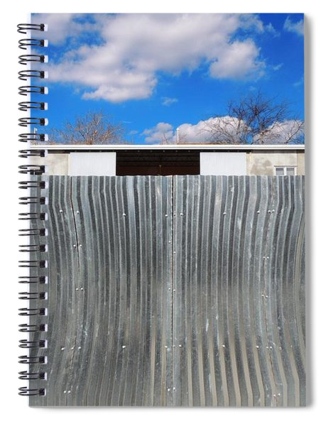 Breathe Deep Spiral Notebook