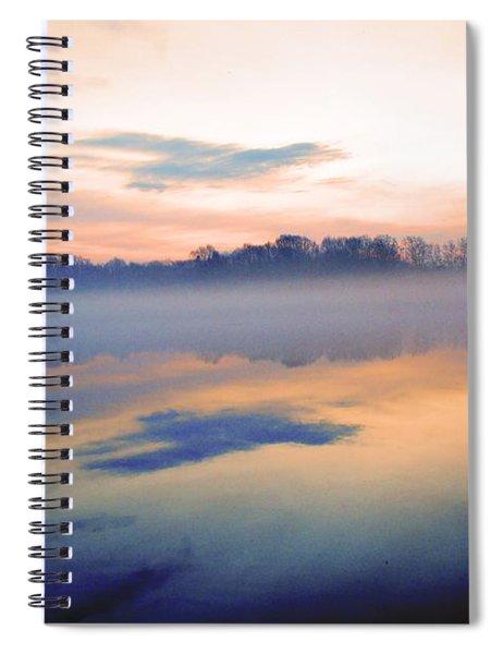 Breathless Spiral Notebook