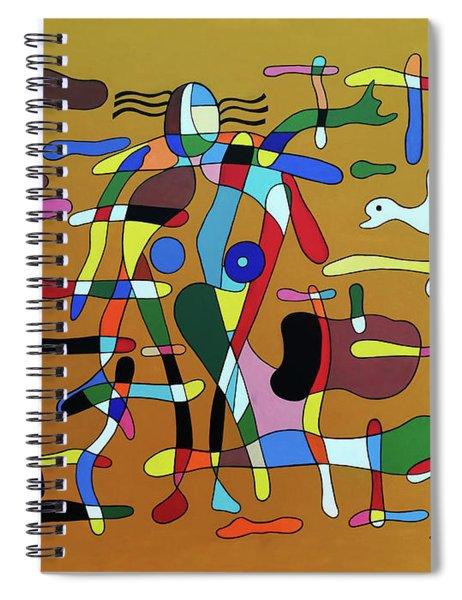Breezy Air Spiral Notebook